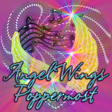 "Poppermost Angel Wings Congratulations Rishi! Winner of the ""Especially For You"" Song Contest"