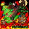 "Poppermost ""Family Christmas Tree"" song cover art."