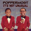 "Poppermost ""It's Not Unusual "" song cover art"