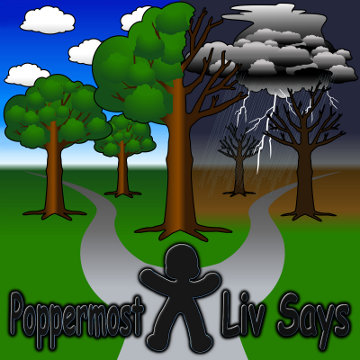 "Poppermost ""Liv Says"" Winner of the ""Especially For You"" Song Contest - Congratulations Liv"