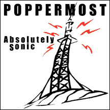 Poppermost Absolutely Sonic album cover