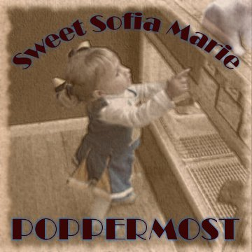 "Poppermost ""Sweet Sofia Marie"" song art"