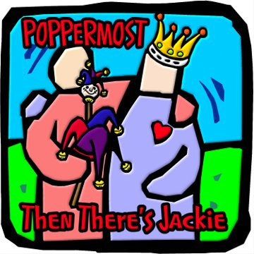 "Poppermost ""Then There's Jackie"" song cover art"
