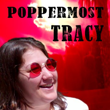 "Poppermost ""Tracy"" song cover art"